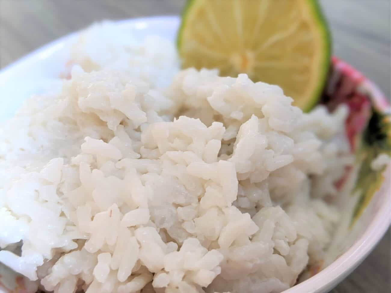 Sticky Coconut Rice