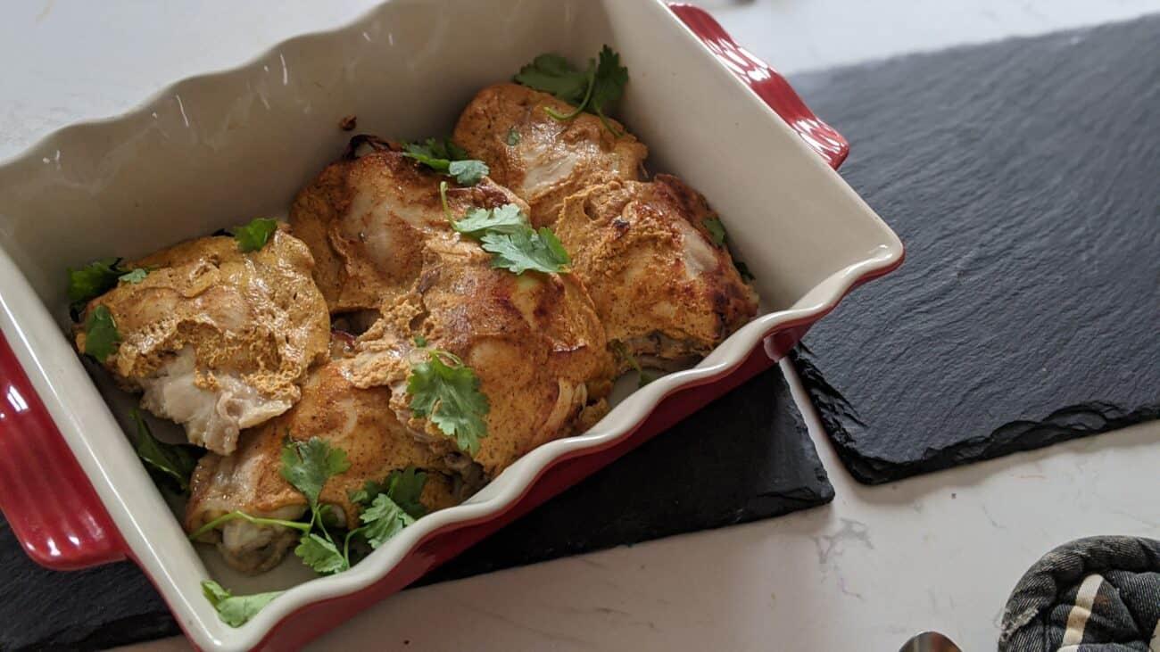 Tikka Style Chicken
